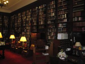Harvard Club Library