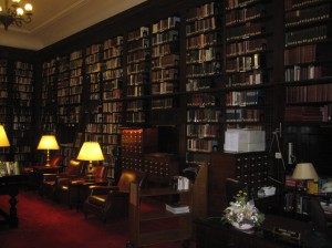 Harvard Club Library